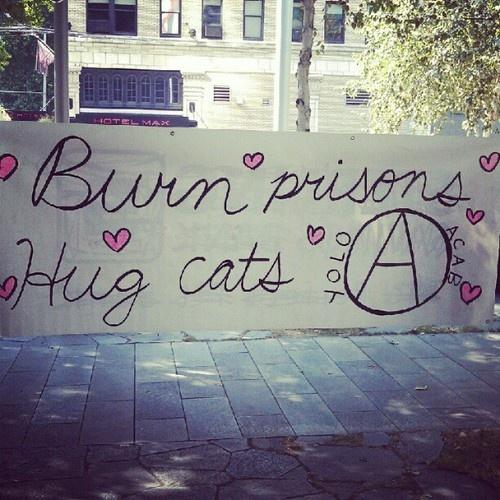 burn & hug