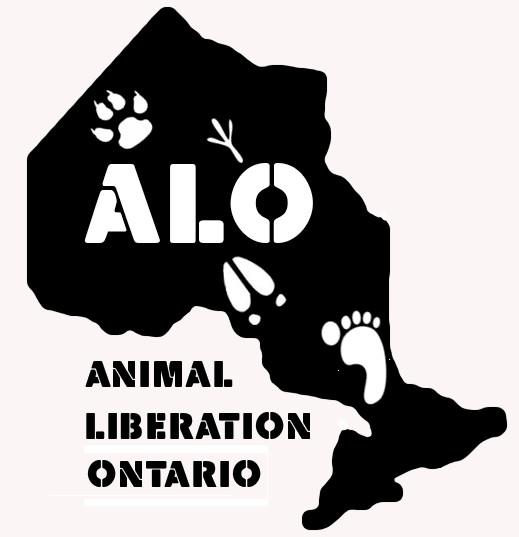 remember when we were called animal liberation ontario alo