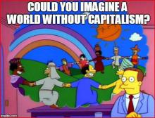 world without capitalism