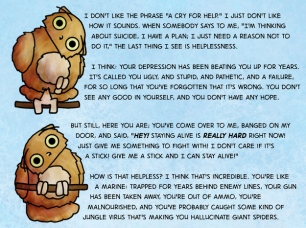 owl depression