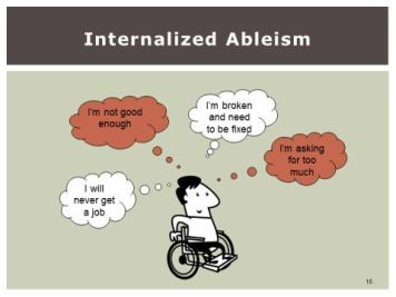internlized ableism